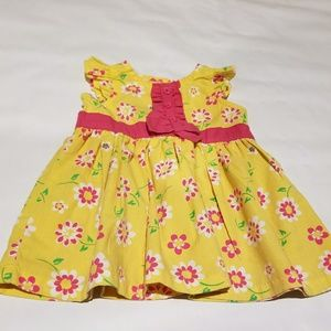 Adorable spring dress for 3 6 month old baby girl